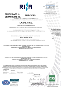 LA.SPE. - ISO 14001